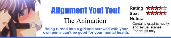 Alignment You! You! The Animation