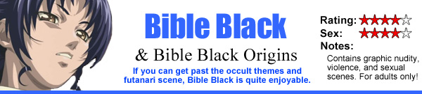 Bible Black and Bible Black Origins
