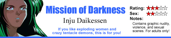 Mission of Darkness