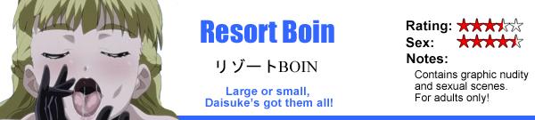 Resort BOIN