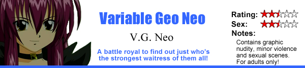 Variable Geo Neo: The Animation