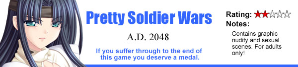 Pretty Soldier Wars A.D. 2048